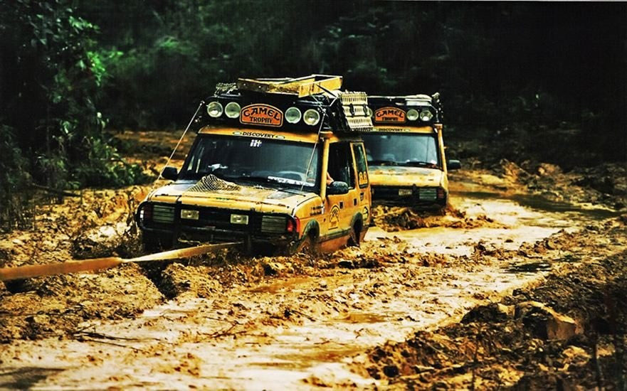 Classic Jeeps For Sale >> Camel Trophy Playlist – Habitat Offroad