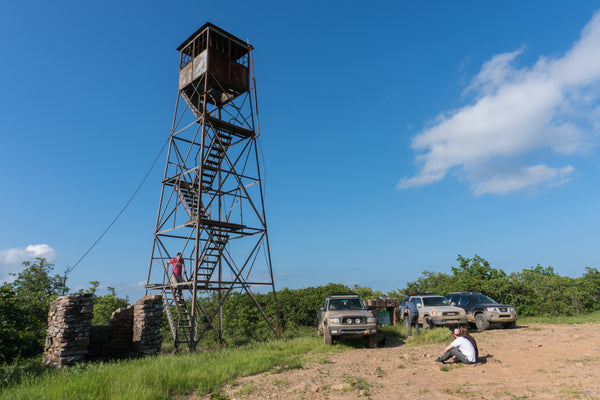 K-Trail Fire Tower - Habitat Offroad