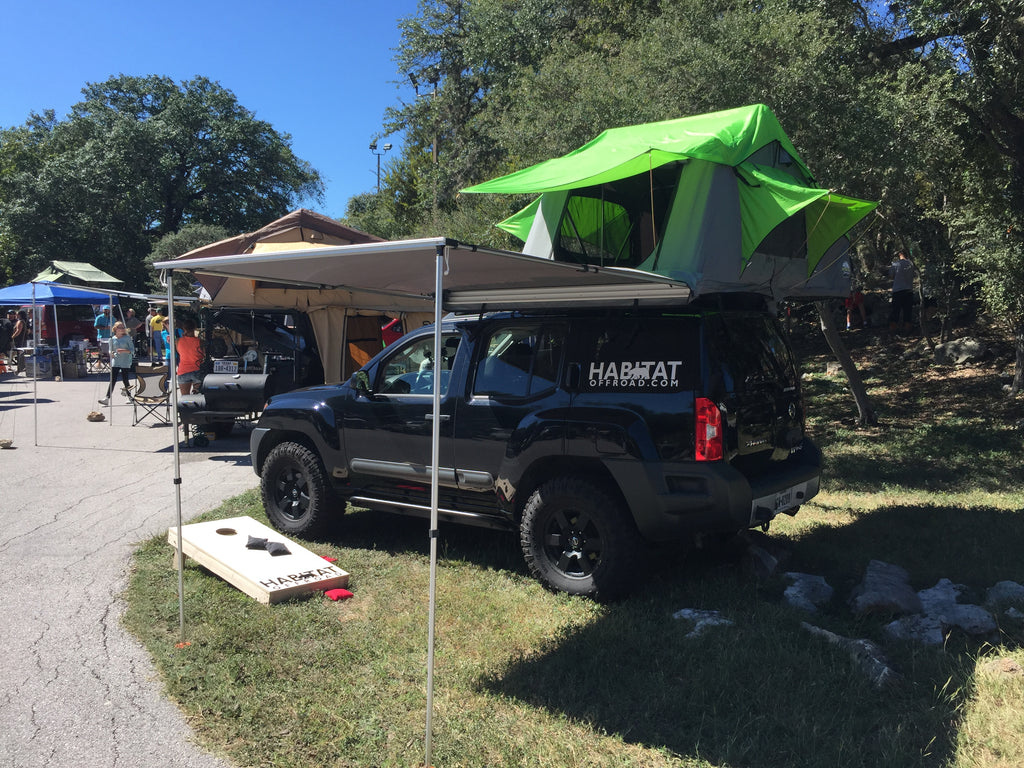 Freespirit Recreation Roof Top Tent FSR Series Canopy - Habitat Offroad