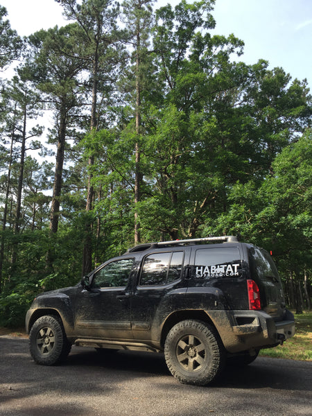 Winding Stair Campground - Habitat Offroad