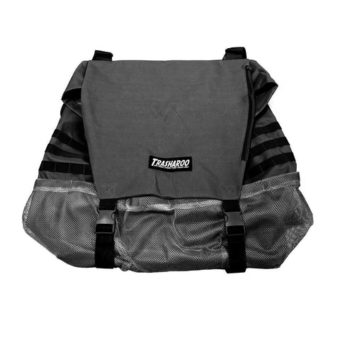 Trasharoo Trash Bag - Black