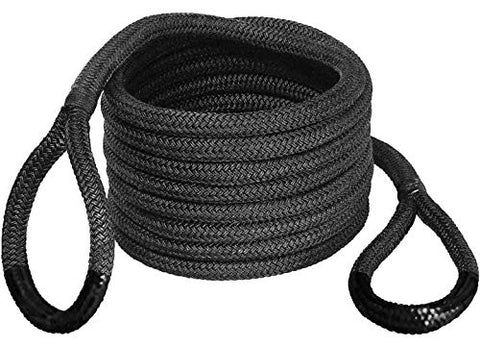 Bubba Rope Recovery Rope, Black
