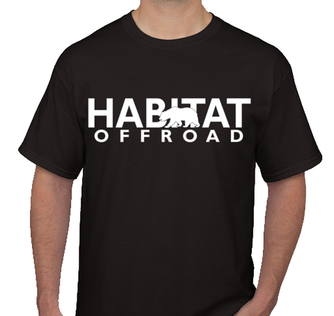 Keep Exploring T-Shirt - Habitat Offroad