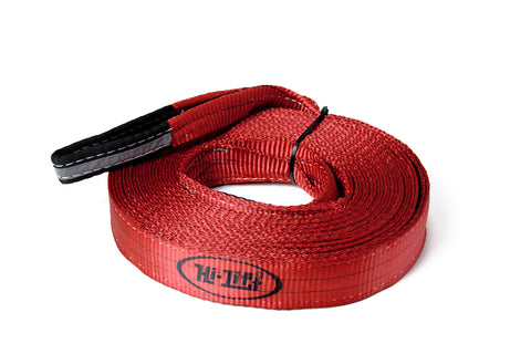 "Hi-Lift Recovery Strap, 2"" x 30'"
