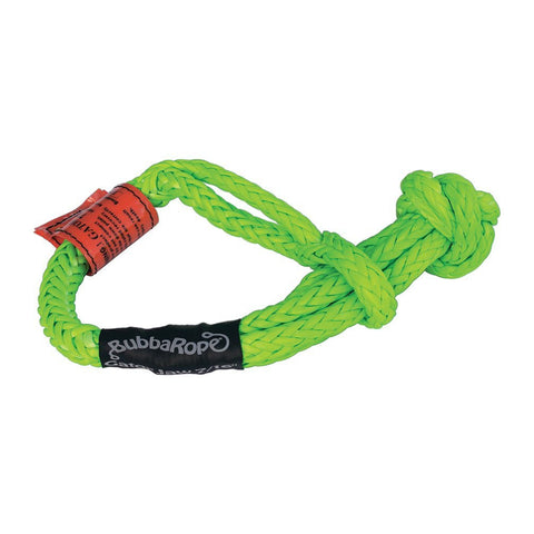 Bubba Rope Mega Gator-Jaw Soft Shackle, 76,400lbs.
