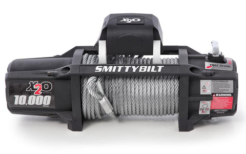 Smittybilt Gen2, X2O 10K Wireless