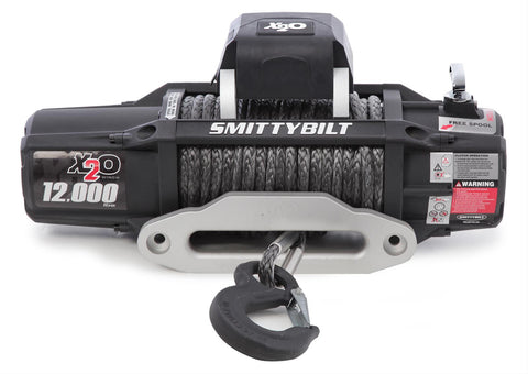 Smittybilt Gen2, X2O 12K Comp Series Wireless