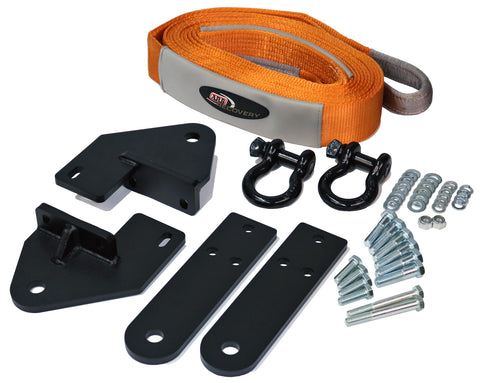 Nissan Xterra Ultimate Recovery Point Kit - Habitat Offroad