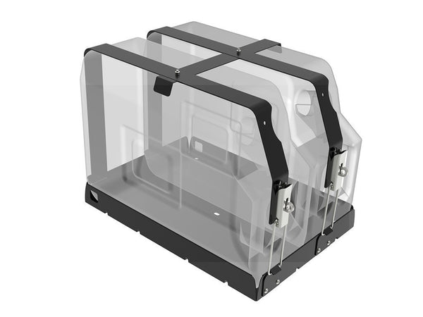 Jerry Can Holder Dual Habitat Offroad