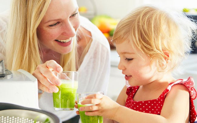 How to Make Healthy Smoothies for Kids