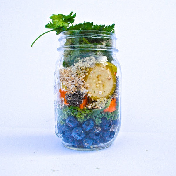 Superfood Mason Jar