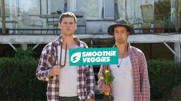Smoothie Veggies Founders