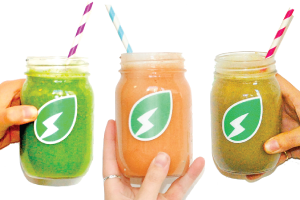 SMOOTHIES THAT MATCH YOUR LIFE