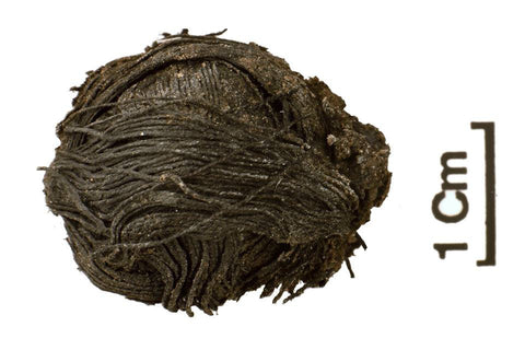 Must Farm, England - 3000 year old yarn ball