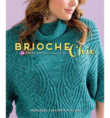 Brioche Chic - Book Review - I Wool Knit