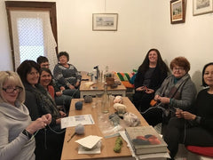 Knitting Workshop with I Wool Knit