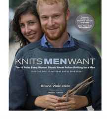 Knits Men Want - I Wool Knit book review