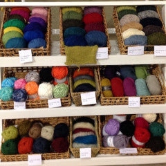I Wool Knit Market stall at Old Bus Depot Markets