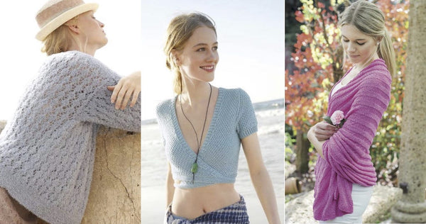 Rebecca Knit Kits, Rellana Patterns - I Wool Knit