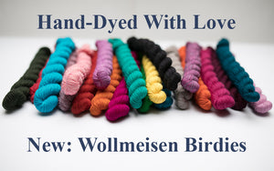 Wollmeise Yarns now available from I Wool Knit