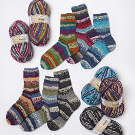 Flotte Socke Fantasy sock knitting yarn - I Wool Knit