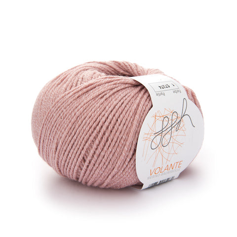 ggh Volante in antique pink - I Wool Knit