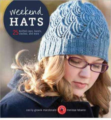 Weekend hats - book review - I Wool Knit