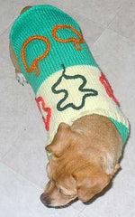 dog jumper pattern