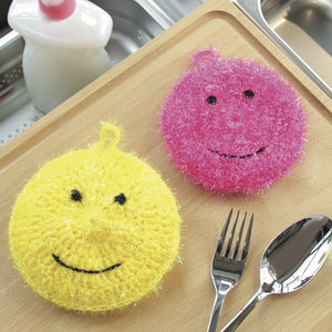 Smiley Scrub - Rellana Crochet Pattern - I Wool Knit