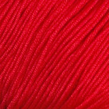 Top Cotton 3, red, 4ply, 50g - I Wool Knit - 2