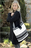 Striped Crochet Bag - Pattern - I Wool Knit - 2