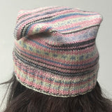 Pinnacle Hat for Babies and Kids - Monte Bianco Knit Kit - I Wool Knit
