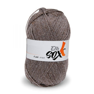 ggh Elbsox uni - sock knitting yarn - I Wool Knit