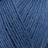 ggh Elbsox 4 uni 008/456, blue, sock knitting yarn, 50g, 4ply - I Wool Knit