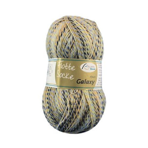 Flotte Socke Galaxy, 4ply sock yarn - I Wool Knit
