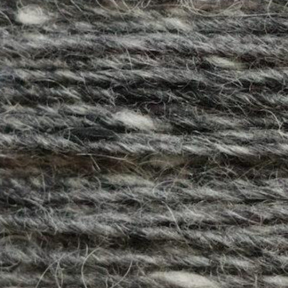 Irish Tweed 005, Grey Alder, 50g - I Wool Knit