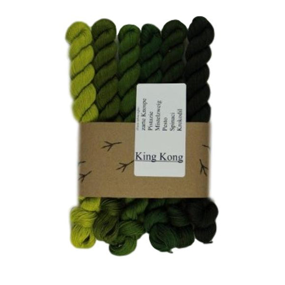 Wollmeise Birdies Pure, King Kong, 180g - I Wool Knit