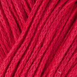 Rellana Macramé 003 red, bulky cotton cord, 200g - I Wool Knit