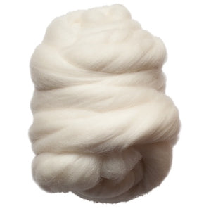Millpost Merino combed wool top for spinning, 100g - I Wool Knit