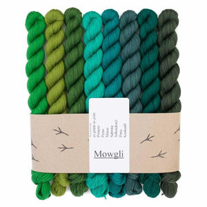 Wollmeise Birdies, Mowgli, 240g - I Wool Knit