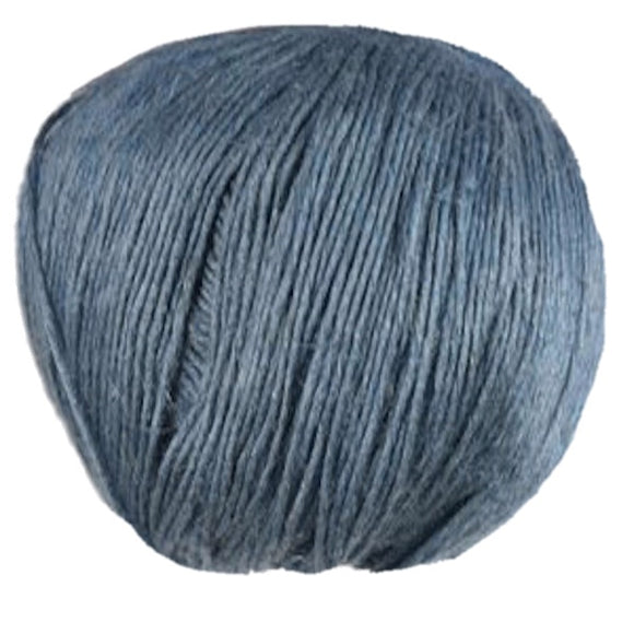 Calor Natural 004 blue, eucalypt-linen blend, 50g - I Wool Knit