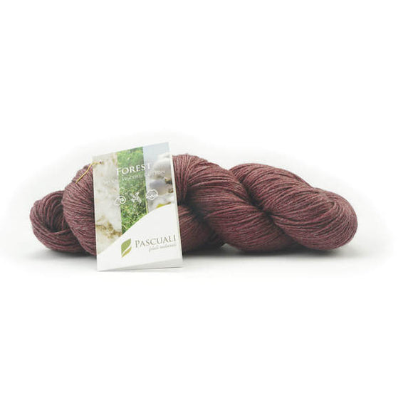 Pascuali Forest 113 Viola, 4ply, 100g - I Wool Knit