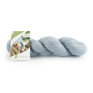 Pascuali Forest 106, 100% natural sock yarn, 4ply - I Wool Knit