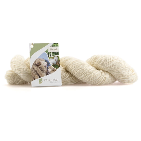 Pascuali Forest 101, 100% natural sock yarn, 4ply - I Wool Knit