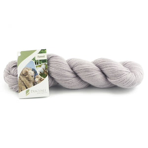 Pascuali Forest 107 lilac, 4ply, 100g - I Wool Knit