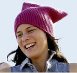 Easy Beanie in Garter Stitch with ggh Sportlife - Rebecca Knit Kit - I Wool Knit