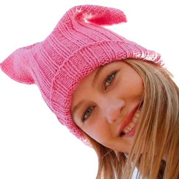 Pussyhat Knit Kit in ggh Sportlife, Rebecca Knit Kit, I Wool Knit