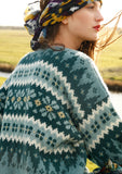 Colourwork jumper in ggh Wollywasch - Rebecca Knit Kit - I Wool Knit