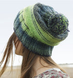 Beanie in ggh Joker - Rebecca Knit Kit