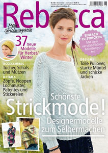 Rebecca Knitting Magazine 68 - Autumn/Winter - I Wool Knit